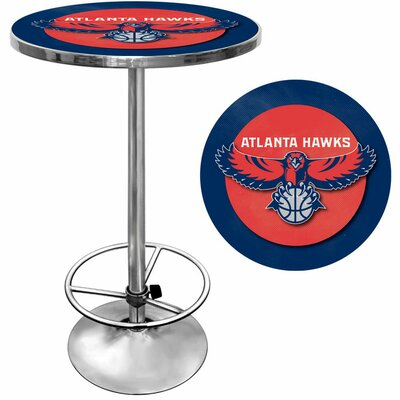 Easy financing NBA Chrome Pub Table NBA Team: Atla...
