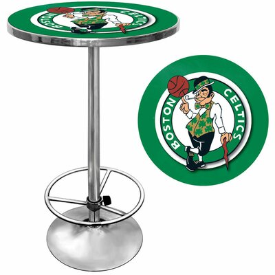 Credit for NBA Chrome Pub Table NBA Team: Bost...