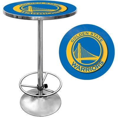 Financing NBA Chrome Pub Table NBA Team: Gold...