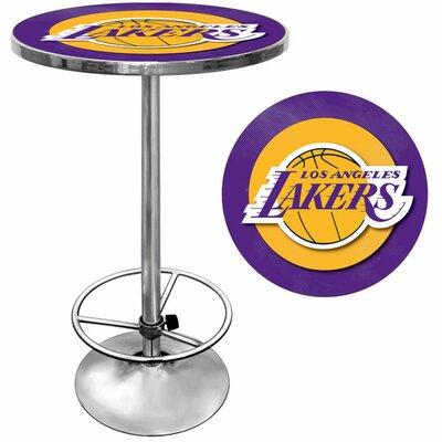 NBA Pub Table NBA Team: Los Angeles Lakers