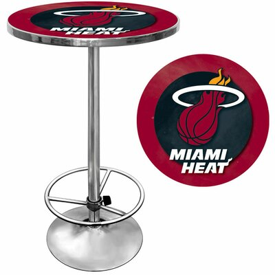 Financing NBA Chrome Pub Table NBA Team: Miam...