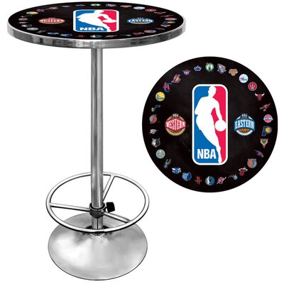 NBA Pub Table NBA Team: NBA Logo with All Teams