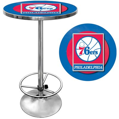 Bad credit financing NBA Chrome Pub Table NBA Team: Phil...