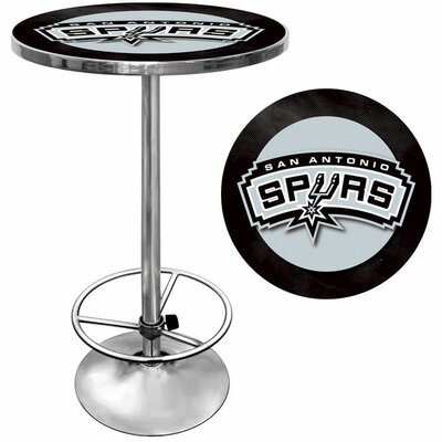 In store financing NBA Chrome Pub Table NBA Team: San ...