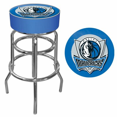 31 Swivel Bar Stool NBA Team: Dallas Mavericks