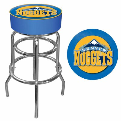 31 Swivel Bar Stool NBA Team: Denver Nuggets