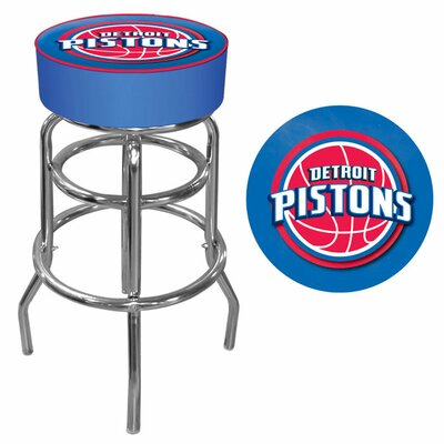 31 Swivel Bar Stool NBA Team: Detroit Pistons