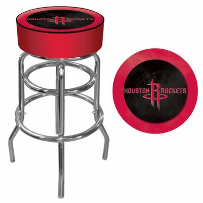 31 Swivel Bar Stool NBA Team: Houston Rockets