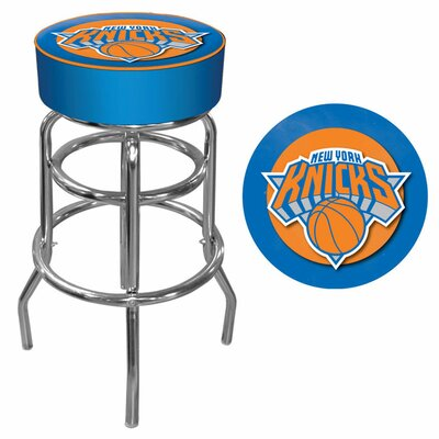 31 Swivel Bar Stool NBA Team: New York Knicks