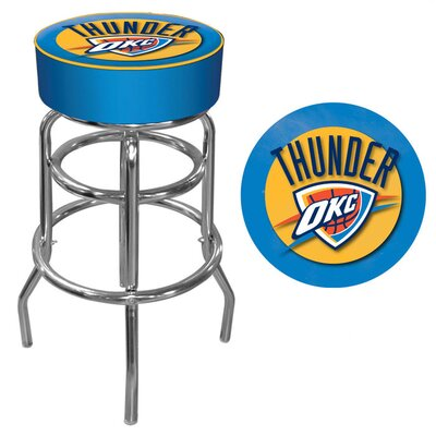 31 Swivel Bar Stool NBA Team: Oklahoma City Thunder