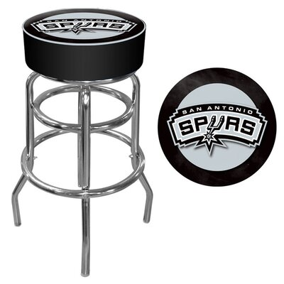 31 Swivel Bar Stool NBA Team: San Antonio Spurs