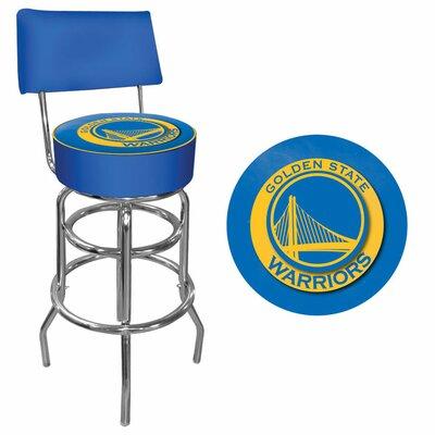 31 Swivel Bar Stool NBA Team: Golden State Warriors