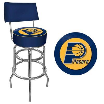 31 Swivel Bar Stool NBA Team: Indiana Pacers