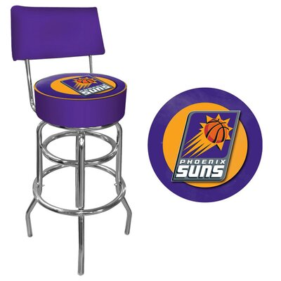 31 Swivel Bar Stool NBA Team: Phoenix Suns