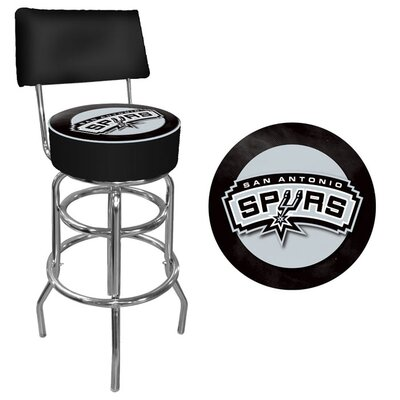 31 Swivel Bar Stool NBA Team: San Antonio Spurs