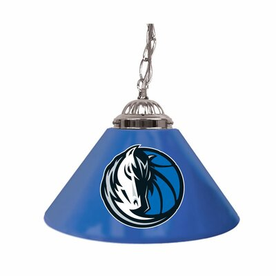NBA Single Bar Lamp NBA Team: Dallas Mavericks