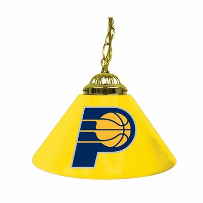 NBA Single Bar Lamp NBA Team: Indiana Pacers