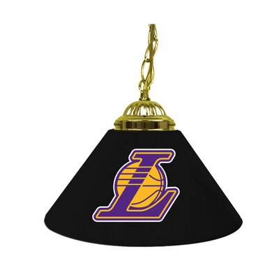 NBA Single Bar Lamp NBA Team: Los Angeles Lakers