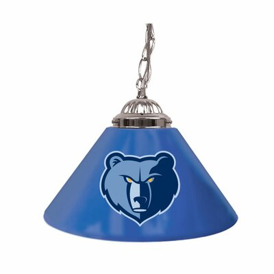 NBA Single Bar Lamp NBA Team: Memphis Grizzlies