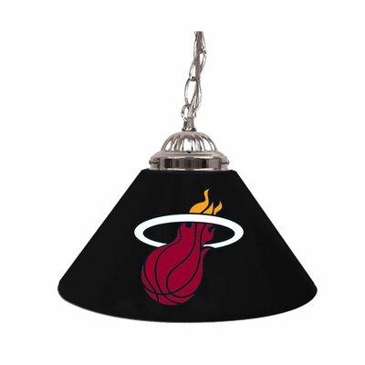 NBA Single Bar Lamp NBA Team: Miami Heat