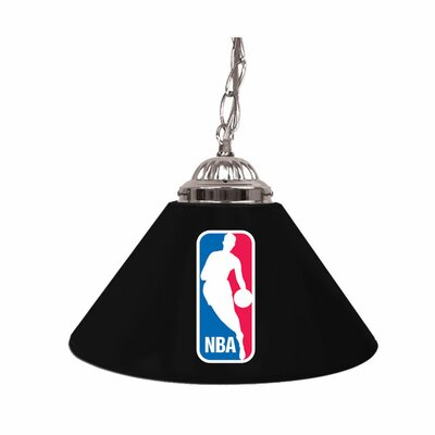 NBA Single Bar Lamp NBA Team: NBA Logo