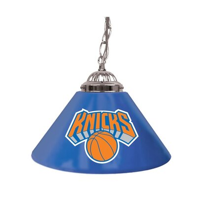 NBA Single Bar Lamp NBA Team: New York Knicks