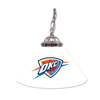 NBA Single Bar Lamp NBA Team: Oklahoma City Thunder
