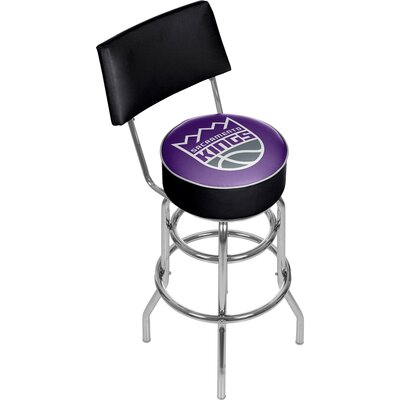 31 Swivel Bar Stool NBA Team: Sacramento Kings