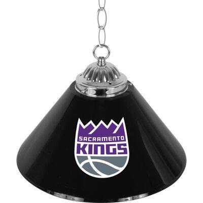 NBA Single Bar Lamp NBA Team: Sacramento Kings