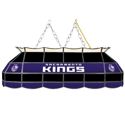 3-Light Pool Table Light NBA Team: Sacramento Kings