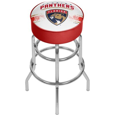 NHL 31 Swivel Bar Stool NHL Team: Florida Panthers