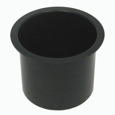 Jumbo Aluminum Poker Table Cup Hold'em 10-48201BLK-10