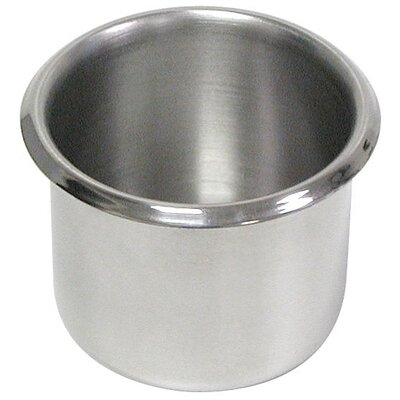 10 Stainless Steel Cup Holders 10-CUPSS-10