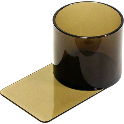 Plastic Cup Holder - Slide Under for Poker Table 10-NB-CH001-3