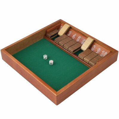 Shut the Box Game 80-Shadow10