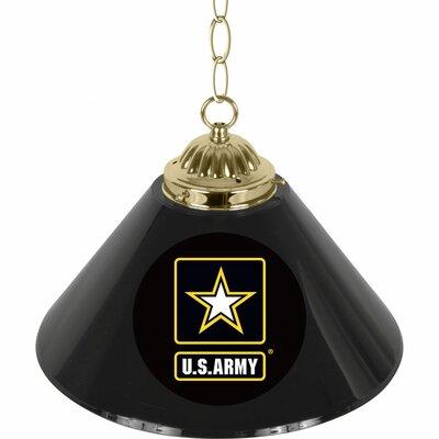 U.S Army 1-Light Bar Pendant