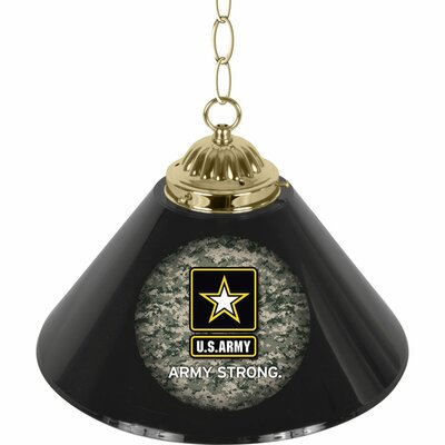 U.S Army 1-Light Bar Pendant