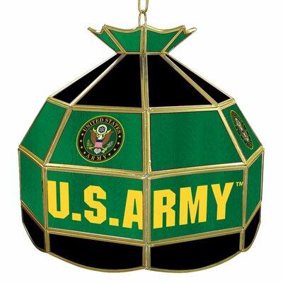 U.S Army Tiffany Pendant Style: Symbol