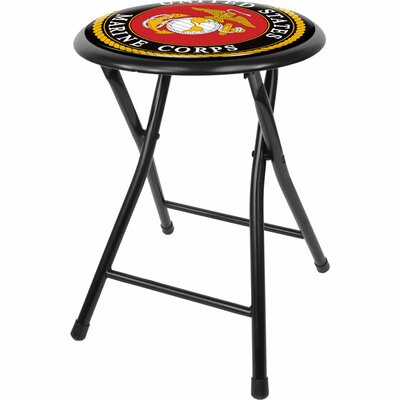 United States Marine Corps 18 Bar Stool
