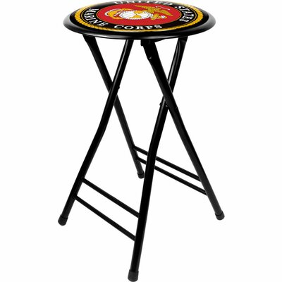 United States Marine Corps 24 Bar Stool