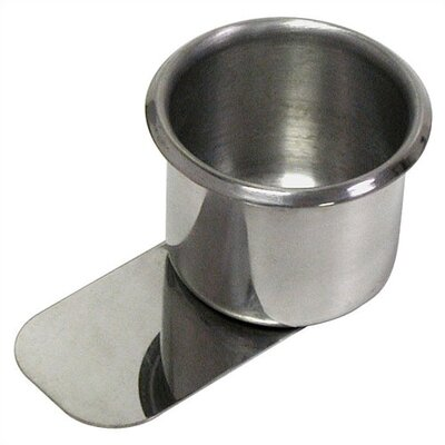 Stainless Slide-Under Steel Cup Holder 10-CupSSB