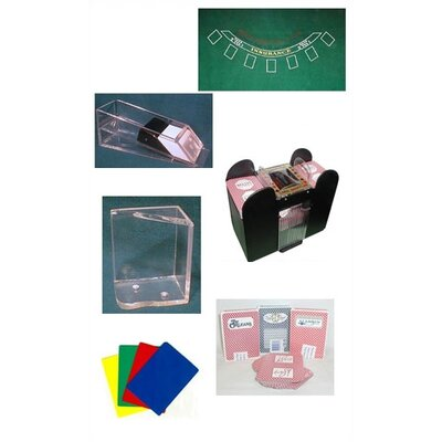 Blackjack Accessories Set 10-ACCBJSET