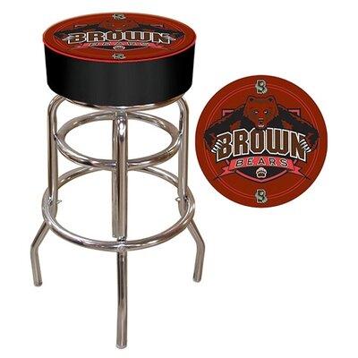 NCAA 31 Swivel Bar Stool NCAA Team: Brown University