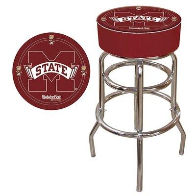 NCAA 31 Swivel Bar Stool NCAA Team: Mississippi State