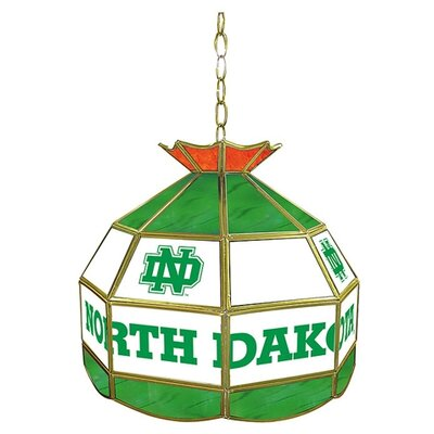 NCAA 16 Stained Glass Tiffany Lamp NCAA Team: North Dakota