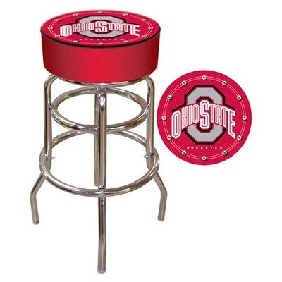 NCAA 31 Swivel Bar Stool NCAA Team: Ohio State