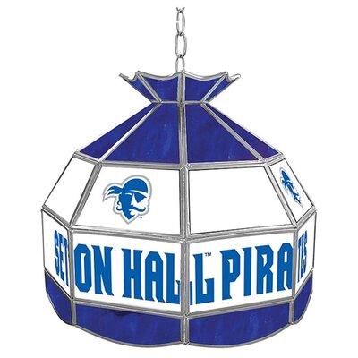 NCAA 16 Stained Glass Tiffany Lamp NCAA Team: Seton Hall