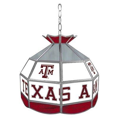 NCAA 16 Stained Glass Tiffany Lamp NCAA Team: Texas A&M