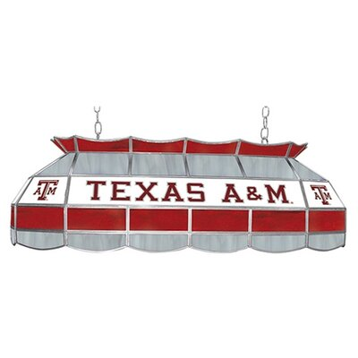 NCAA Pool Table Light NCAA Team: Texas A&M