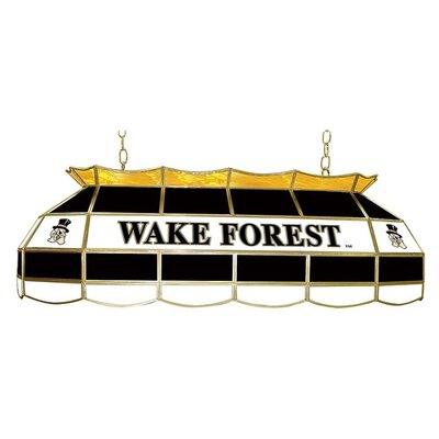 NCAA Pool Table Light NCAA Team: Wake Forest